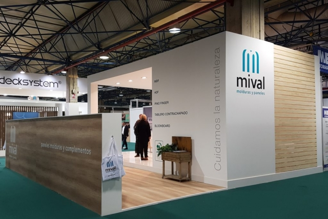 Stand Mival