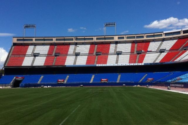 Campo de fútbol Vicente Calderón