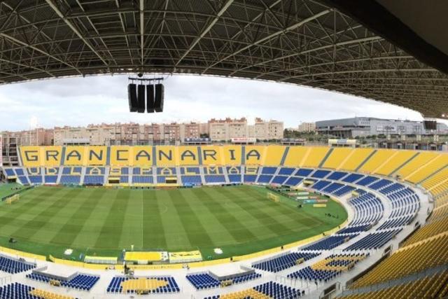 Campo de fútbol Las Palmas
